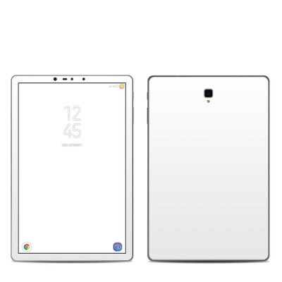 Samsung Galaxy Tab S4 Skin - Solid State White