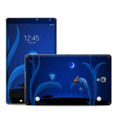Samsung Galaxy Tab S 8.4in Skin - Alien and Chameleon