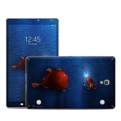 Samsung Galaxy Tab S 8.4in Skin - Angler Fish