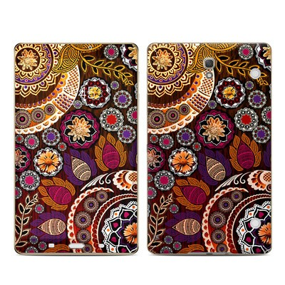 Samsung Galaxy Tab S 8.4in Skin - Autumn Mehndi