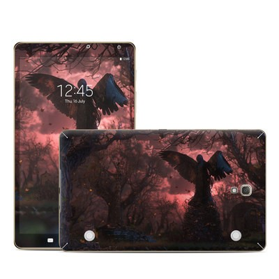 Samsung Galaxy Tab S 8.4in Skin - Black Angel