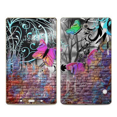 Samsung Galaxy Tab S 8.4in Skin - Butterfly Wall