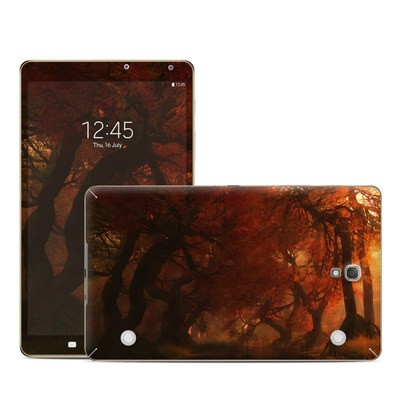 Samsung Galaxy Tab S 8.4in Skin - Canopy Creek Autumn