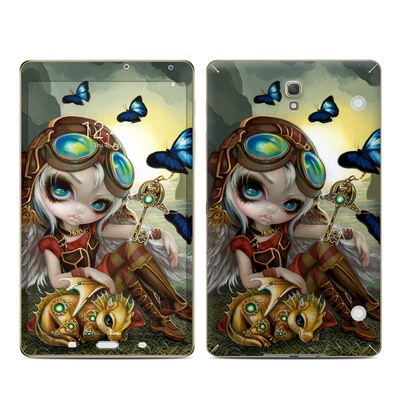 Samsung Galaxy Tab S 8.4in Skin - Clockwork Dragonling