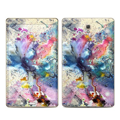 Samsung Galaxy Tab S 8.4in Skin - Cosmic Flower