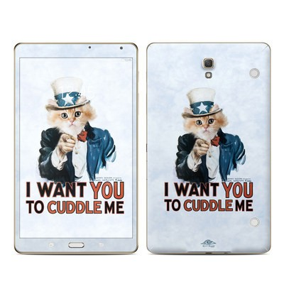 Samsung Galaxy Tab S 8.4in Skin - Cuddle Me