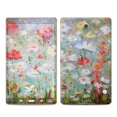 Samsung Galaxy Tab S 8.4in Skin - Flower Blooms