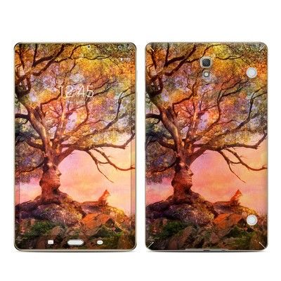 Samsung Galaxy Tab S 8.4in Skin - Fox Sunset