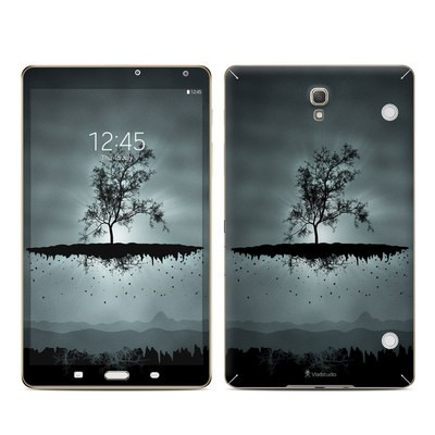Samsung Galaxy Tab S 8.4in Skin - Flying Tree Black