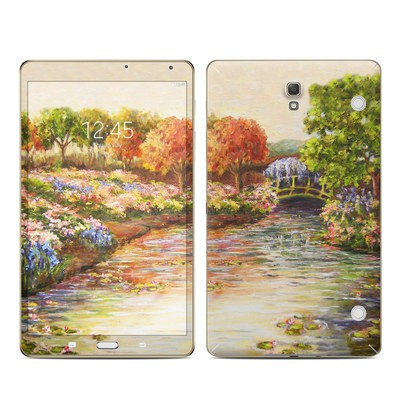 Samsung Galaxy Tab S 8.4in Skin - Giverny Forever