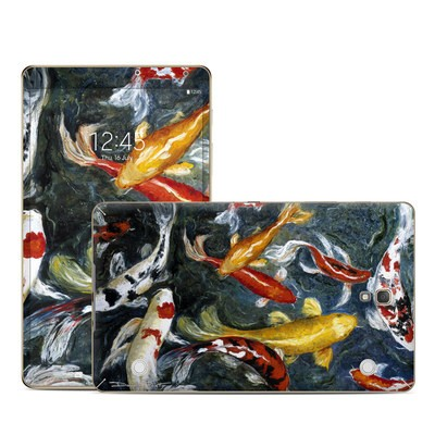 Samsung Galaxy Tab S 8.4in Skin - Koi's Happiness