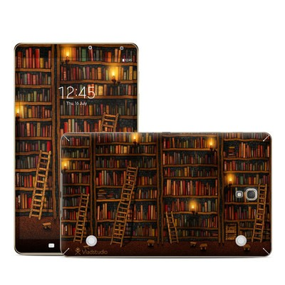 Samsung Galaxy Tab S 8.4in Skin - Library