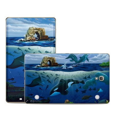 Samsung Galaxy Tab S 8.4in Skin - Oceans For Youth