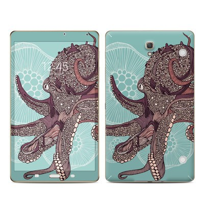 Samsung Galaxy Tab S 8.4in Skin - Octopus Bloom