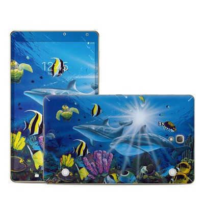 Samsung Galaxy Tab S 8.4in Skin - Ocean Friends