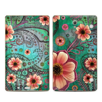 Samsung Galaxy Tab S 8.4in Skin - Paisley Paradise