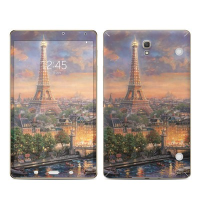 Samsung Galaxy Tab S 8.4in Skin - Paris City of Love