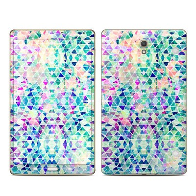 Samsung Galaxy Tab S 8.4in Skin - Pastel Triangle