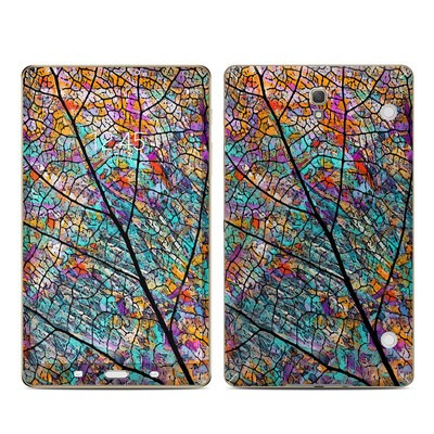 Samsung Galaxy Tab S 8.4in Skin - Stained Aspen