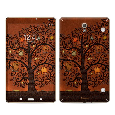 Samsung Galaxy Tab S 8.4in Skin - Tree Of Books