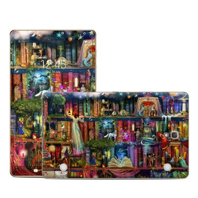 Samsung Galaxy Tab S 8.4in Skin - Treasure Hunt