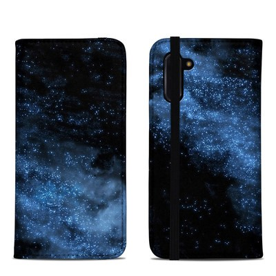 Samsung Galaxy Note 10 Folio Case - Milky Way