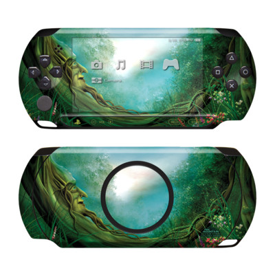 Sony PSP Street Skin - Moon Tree