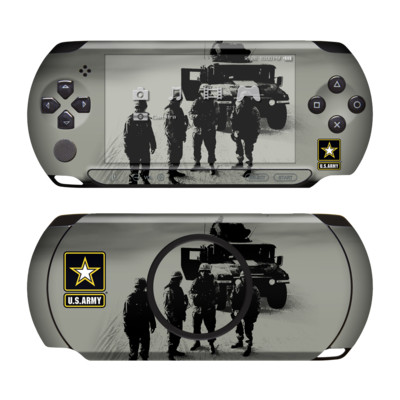 Sony PSP Street Skin - Soldiers All