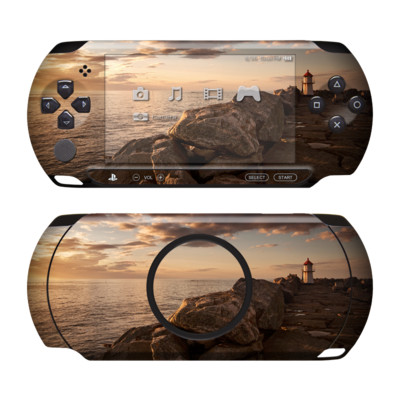 Sony PSP Street Skin - Sunset Beacon