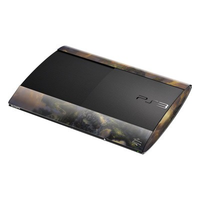 Sony Playstation 3 Super Slim Skin - The Cross