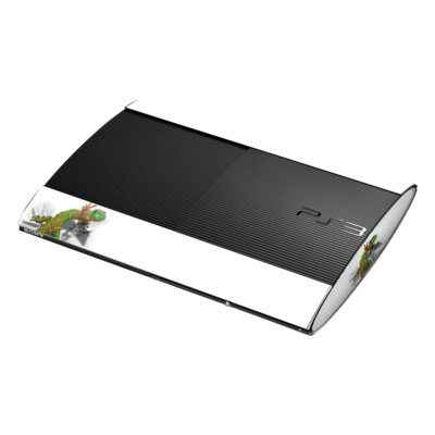 Sony Playstation 3 Super Slim Skin - Gecko