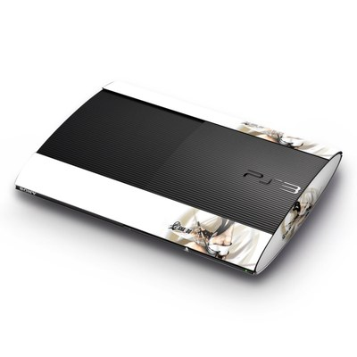 Sony Playstation 3 Super Slim Skin - Josei 4 Light