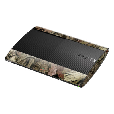 Sony Playstation 3 Super Slim Skin - Break-Up Infinity