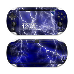 Sony PS Vita Skin - Apocalypse Blue