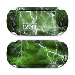 Sony PS Vita Skin - Apocalypse Green