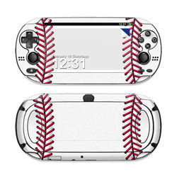 Sony PS Vita Skin - Baseball