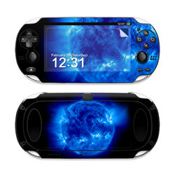 Sony PS Vita Skin - Blue Giant