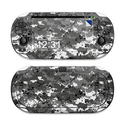 Sony PS Vita Skin - Digital Urban Camo