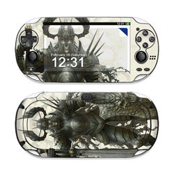 Sony PS Vita Skin - Dark Knight