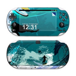 Sony PS Vita Skin - Hit The Waves