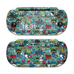 Sony PS Vita Skin - Jewel Thief