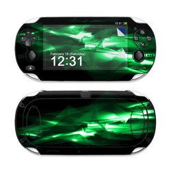 Sony PS Vita Skin - Kryptonite