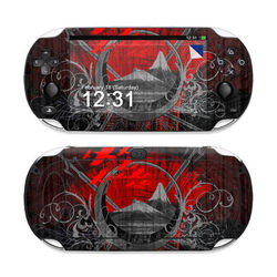 Sony PS Vita Skin - Mount Doom