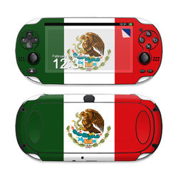 Sony PS Vita Skin - Mexican Flag