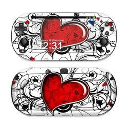 Sony PS Vita Skin - My Heart
