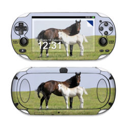 Sony PS Vita Skin - New Life