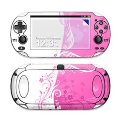 Sony PS Vita Skin - Pink Crush