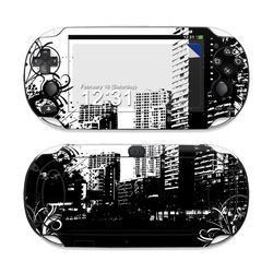 Sony PS Vita Skin - Rock This Town