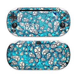 Sony PS Vita Skin - Satch Face