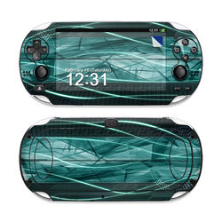 Sony PS Vita Skin - Shattered